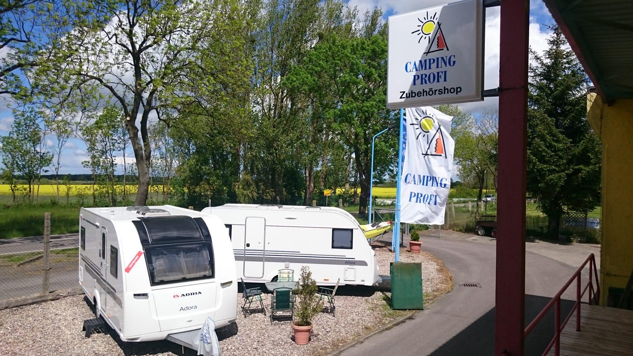 Caravancenter, Caravan Center